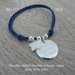Bracelets pour les Grandes (BG)