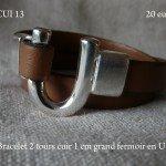 Les Bracelets CUIR  (CUI)